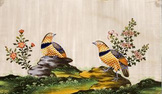 Landscape with Birds (Eastern)