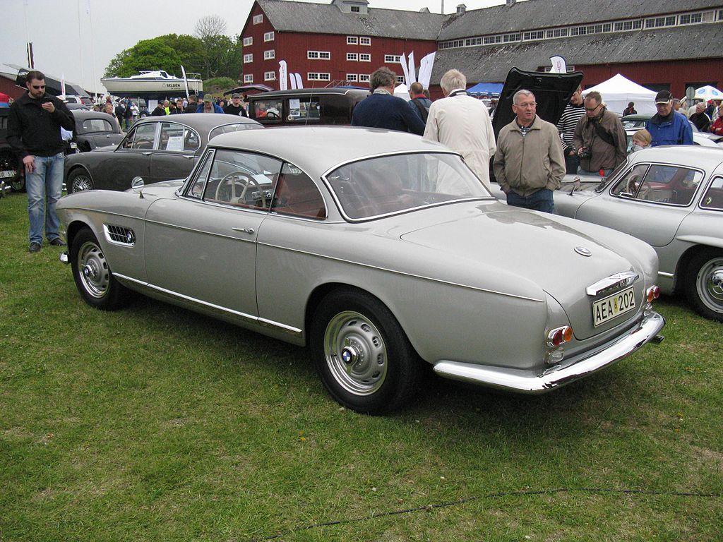 Acura 8 Seater >> Bmw 503 Wikipedia | Autos Post
