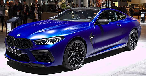 BMW M8 at IAA 2019 IMG 0637