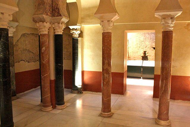 Baños Califales Cordoba | File Banos Califales Cordoba Jpg Wikimedia Commons
