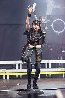Moa Kikuchi Japanese female singer