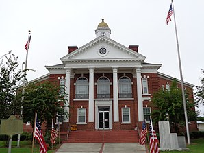Bacon County Courthouse