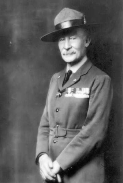 Sejarah Baden Powell (Bapak Pandu Dunia)
