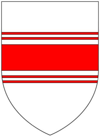 Bartholomew de Badlesmere, 1st Baron Badlesmere - Image: Badlesmere Arms