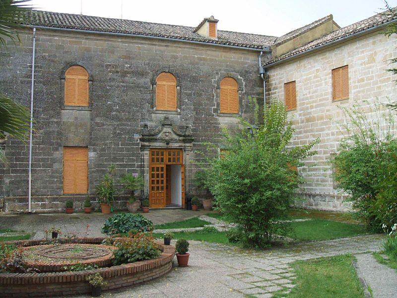 Baeza - Palacio los Obispos 27.JPG