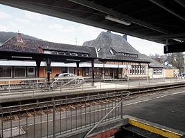 Bahnhof Bad Münster Am Stein
