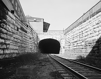 Baltimore Belt Line - Howard Street Tunnel