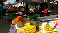 Banana of Philipines - Firut vendor in Cotton-beating Bazaar of Nishapur at morning 03.JPG