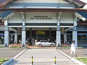 Bandara Solo-Surakarta Adisumarmo International Airport 2009 Bennylin 01.jpg