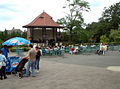 Bandstand at the Horniman Museum SE23 - geograph.org.uk - 41368.jpg