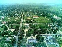 Bandundu Centre, vue aérienne.jpg