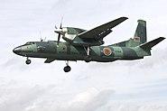 Bangladesh Air Force Antonov An-32 S3-ACA (8042300010)