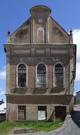 Banská Štiavnica synagogue