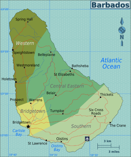Barbados region map.png