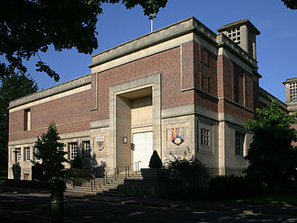 Robert Atkinson (architect) - Barber Institute of Fine Arts, Birmingham