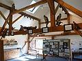 Bartholomew Cobble Visitor Center interior.JPG