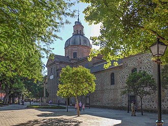Talavera de la Reina - Image: Basílica del Prado