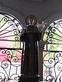 Basilica Del Santo Niño - Statue of Saint Nicholas of Tolentine.jpg