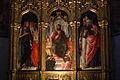Basilica di Santa Maria Gloriosa dei Frari - Triptych of St Mark.JPG