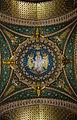 Basilique Notre Dame de Fourvière, plafond, détail 2.jpg