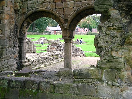 Basingwerk Abbey 1