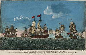ラゴスの海戦