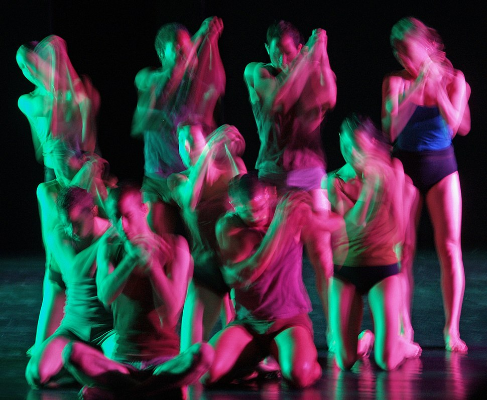 Batsheva Dance Company by David Shankbone