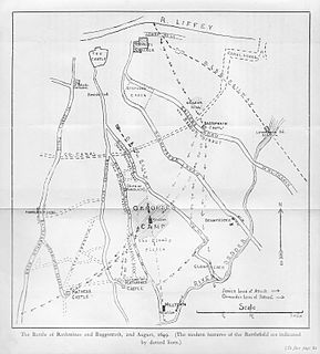 Battle of Rathmines