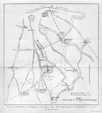 Battle of Rathmines - The Battle of Rathmines 2 August 1649