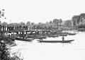 Bau einer kombinierten Scheertau- und Pfahljochbrücke über die Aare - CH-BAR - 3240754.tif