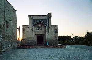 Saif ed-Din Bokharzi & Bayan-Quli Khan Mausoleums - Bayan-Quli Khan Mausoleum.