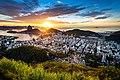 Beautiful sunrise in Rio with Sugarloaf Mountain 4.jpg