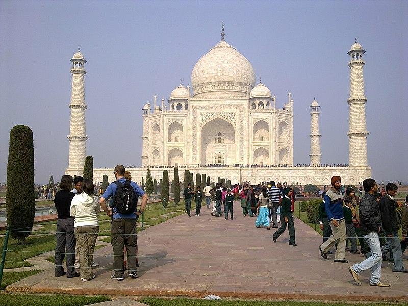 File:Beauty of Taj Mahal, Agra, India.jpg