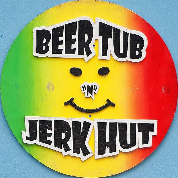 File:Beer Tub Jerk Hut (8545593251).jpg