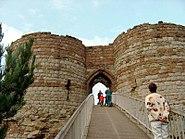 Beeston Castle Gate