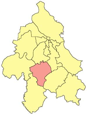 Barajevo - Image: Belgrade Barajevo