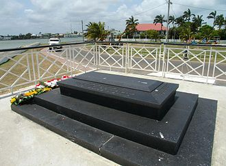 Baron Bliss - Image: Belize City, Tomb of Baron Bliss