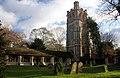 Bell-tower of Elveden Church - geograph.org.uk - 1598338.jpg
