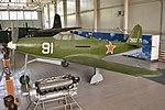 Bell P-63A Kingcobra '269775 - 91 white' (38197081885).jpg