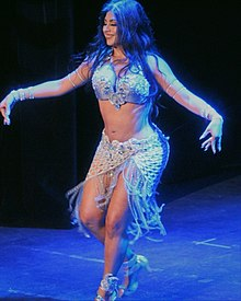 590d841c6 The new generation of belly dancers are, mostly, of non-Arabic origin and