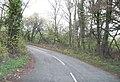 Bend in road above Tynrhos - geograph.org.uk - 1574156.jpg
