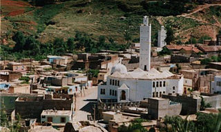Beni Snous Commune and town in Tlemcen Province, Algeria