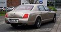 Bentley Continental Flying Spur Speed – Heckansicht (3), 5. April 2012, Düsseldorf.jpg