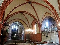 Bentwisch-Volkenshagen, Dorfkirche, Innenraum.jpg