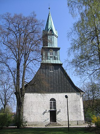 Bergen, Lower Saxony - St. Lambert's Church