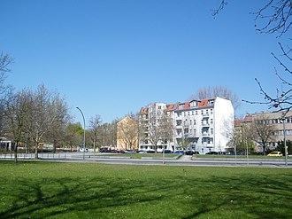 Rummelsburg - Image: Berlin Noeldnerplatz