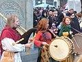 Berlin 775 - Strassenmusikanten (Street Musicians) - geo.hlipp.de - 30019.jpg
