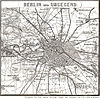 100px berlin karte stahlstich 1860