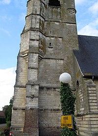 Berneuil clocher (danger).jpg