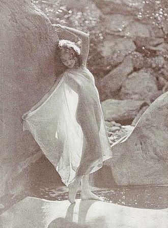 Bessie Love - Bessie Love in 1921